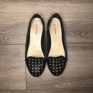 Callitspring Shoes studded flats